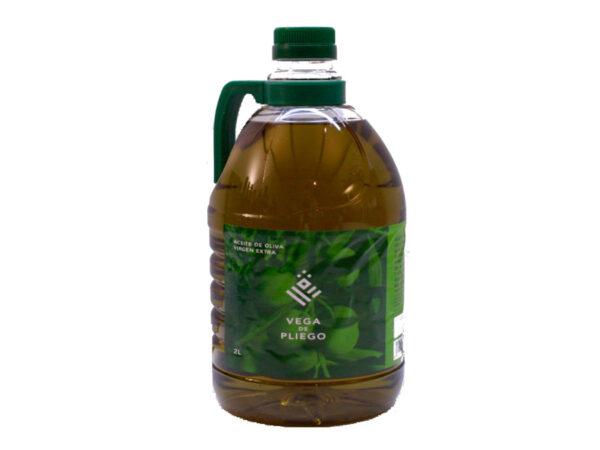 aceite virgen extra 2 l Vega de pliego