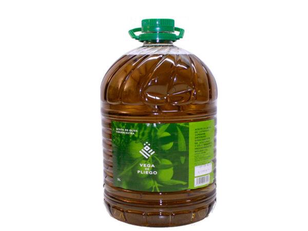 aceite virgen extra 5 l Vega de pliego