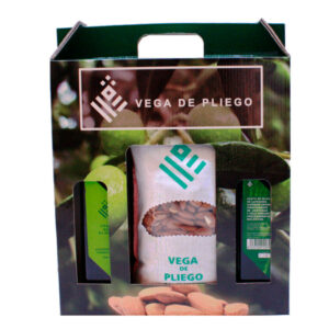 estuche Almendras aceite Vega de pliego