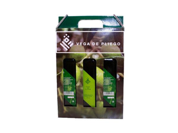 pack aceite Vega de pliego