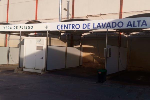 Lavadero Vega de Pliego